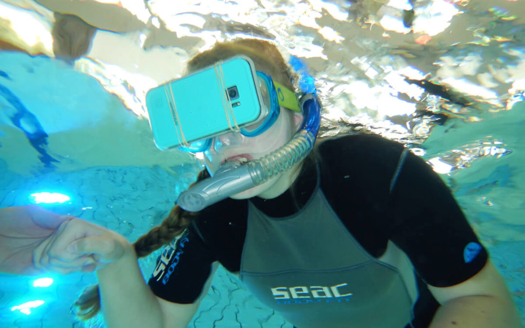 Virtuele Dolfijn Therapie