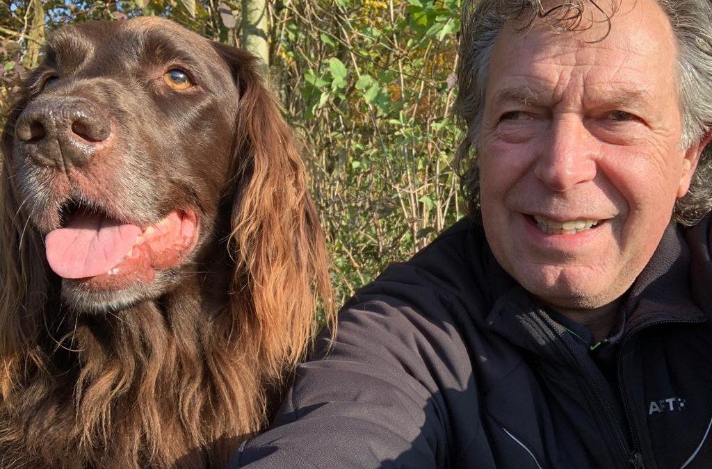 Dr. Richard Griffioen wordt benoemd tot lector Animal Assisted Interventions