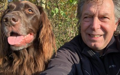 Dr. Richard Griffioen wordt benoemd tot lector Animal Assisted Interventions